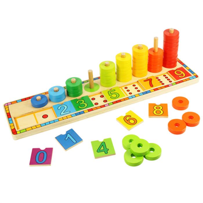 leren tellen - Spelenderwijs rekenen met kinderen, zonder blaadjes: enkele tips